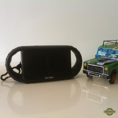 Overland Gear - Wireless waterproof bluetooth speaker