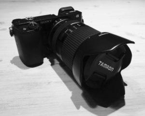 Sony Alpha 6000 Camera