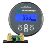 Battery monitor for Electrical system in Expedition vehicle | Victron