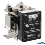 Battery combiner for Electrical system in Expedition vehicle | Cyrix-i Victron