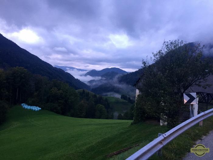 Road-Slovenia