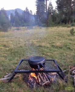 Overland outdoor cooking