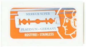 Merkur Safety Razor Blade