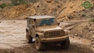 Offroading with Jeep Wrangler - Terratrotter