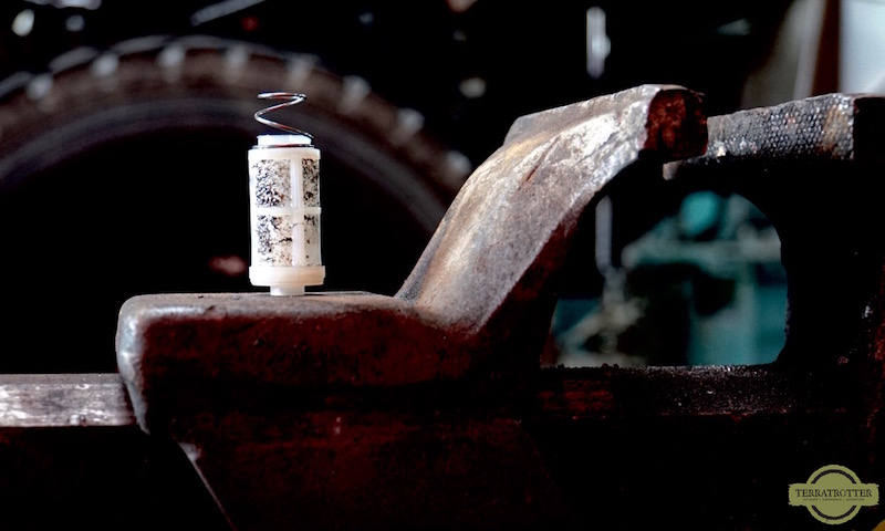 Diesel-pest-Terratrotter