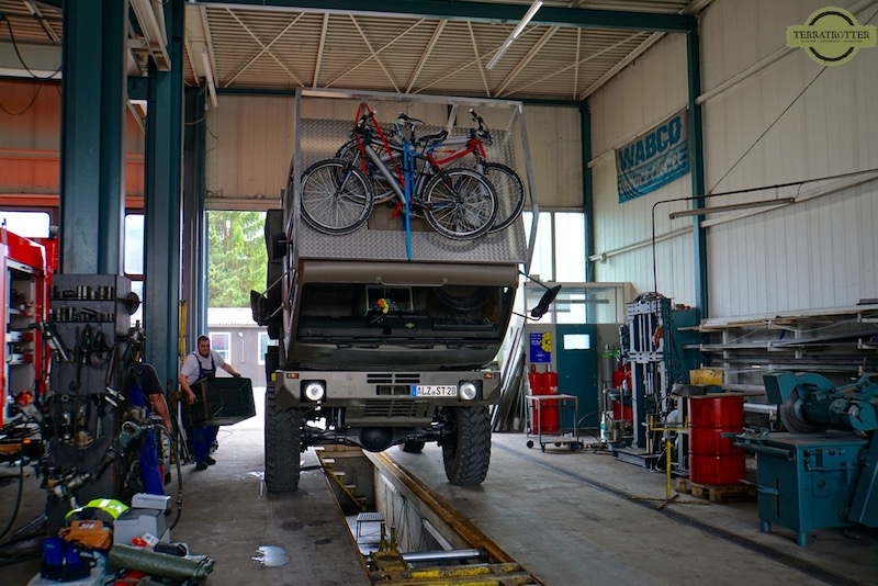 Garage-Terratrotter