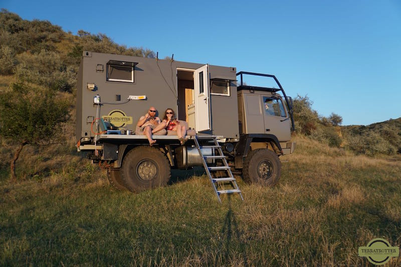 right side Expedition Truck Terratrotter
