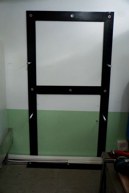 Frame Laundrymachine