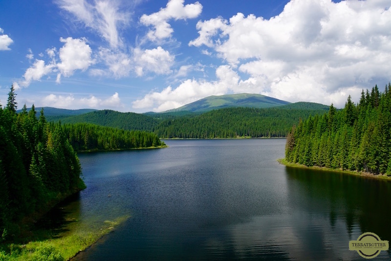 View-Lake-Transalpina-Romania