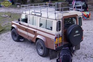 Land Rover Defender Original colors