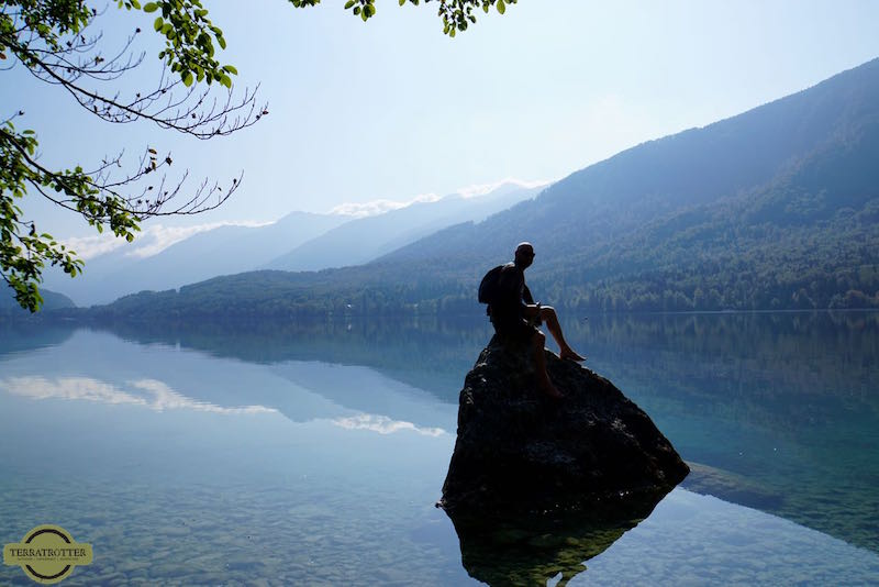 Bohinjsko Lake Slovenia