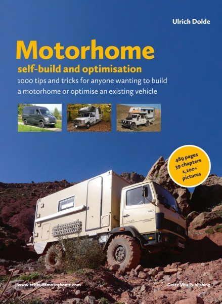 Travel Book Motorhome Self Build And Optimisation