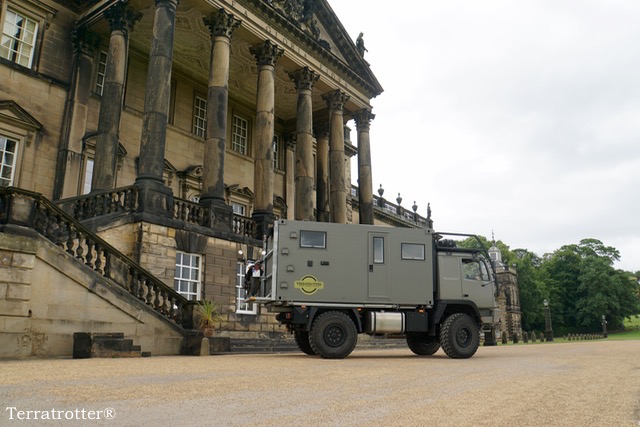 Wentworth Woodhouse | Terratrotter®
