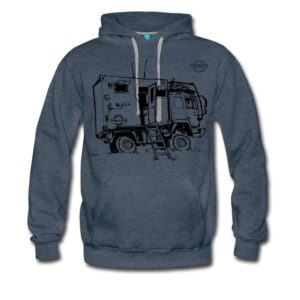 Hoodie expedition truck | Terratrotter